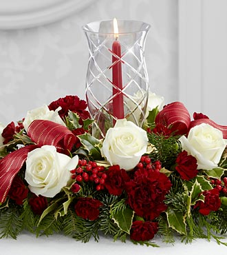 The Holiday Wishes™ Centerpiece by FTD®