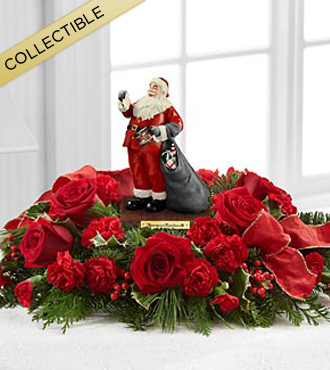 The Norman Rockwell™ Centerpiece by FTD®