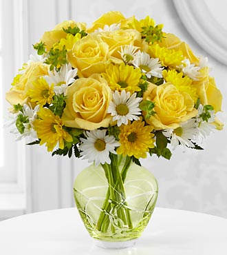 The For All You Do® Bouquet by FTD® - VASE INCLUDED