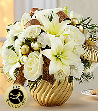 The FTD® Happiest Holidays™ Bouquet