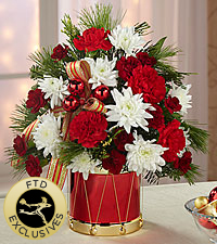 The FTD ® Happiest Holidays™ Bouquet