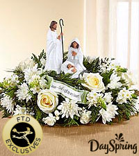 DaySpring God 's Gift of Love™ Centerpiece by FTD ®