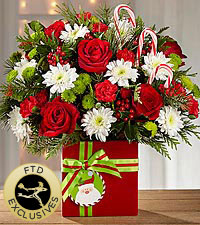 The FTD ® Holiday Cheer™ Bouquet