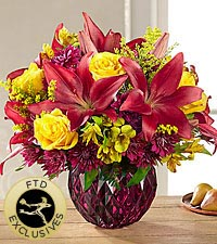 The FTD ® Autumn Splendor ® Bouquet