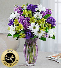 The FTD ® Loving Thoughts ® Bouquet-VASE INCLUDED