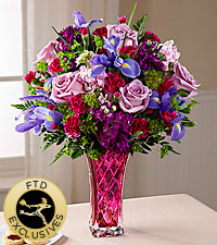 The FTD ® Spring Garden ® Bouquet -VASE INCLUDED