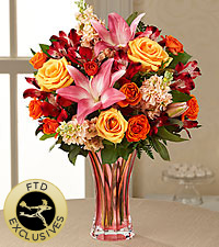 The FTD ® Touch of Spring ® Bouquet-VASE INCLUDED