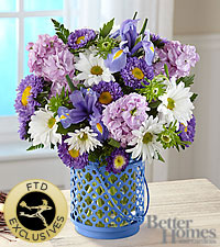 The FTD ® Cottage Garden™ Bouquet by Better Homes and Gardens ® -VASE INCLUDED