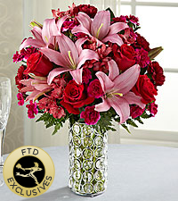 The FTD ® Perfect Impressions™ Bouquet