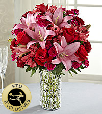 The FTD ® Perfect Impressions™ Bouquet -VASE INCLUDED