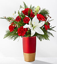 The FTD ® Holiday Celebrations™ Bouquet