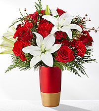 The FTD ® Holiday Celebrations ® Bouquet