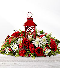 The FTD ® Celebrate the Season™ Centerpiece