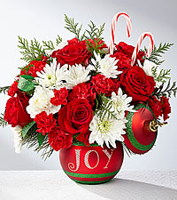 The FTD ® Season 's Greetings™ Bouquet