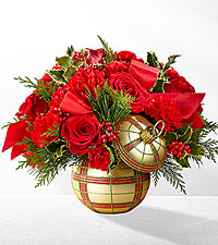 The FTD ® Holiday Delights™ Bouquet