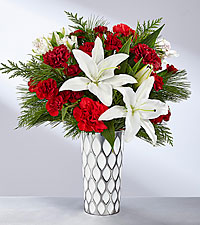 The FTD ® Holiday Elegance™ Bouquet