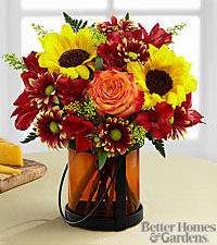The FTD ® Giving Thanks™ Bouquet by Better Homes and Gardens ®
