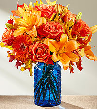The FTD ® Autumn Wonders™ Bouquet