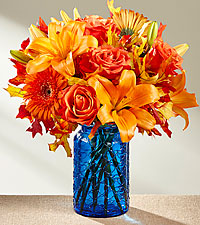 The FTD ® Autumn Wonders ™ Bouquet