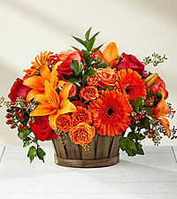 The FTD ® Harvest Memories ™ Basket