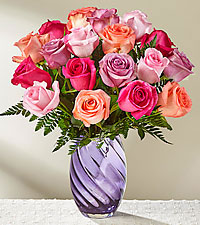 The FTD ® Make Today Shine™ Rose Bouquet