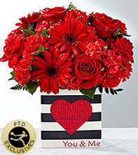 The FTD ® Be Loved™ Bouquet