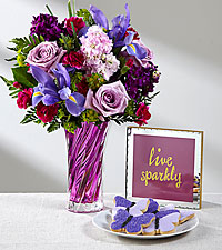 The FTD ® Spring Garden Bouquet Ultimate Gift