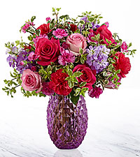 The FTD ® Perfect Day ™ Bouquet-VASE INCLUDED