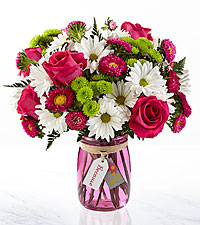 The FTD ® Because You 're Special™ Bouquet-VASE INCLUDED