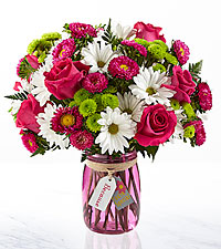 The FTD ® Because You 're Special ™ Bouquet-VASE INCLUDED
