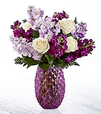 The FTD ® Sweet Devotion ™ Bouquet-VASE INCLUDED