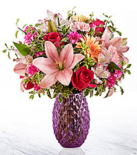 The FTD ® Sweet Talk™ Bouquet-VASE INCLUDED