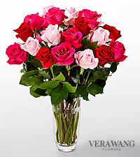 The FTD ® Love Always Bouquet by Vera Wang- VASE INCLUDED
