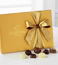 Godiva&reg; Gold Ballotin