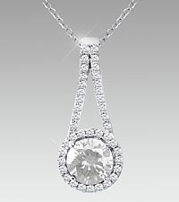 April Floral Jewels ™ Birthstone Collection - White Topaz