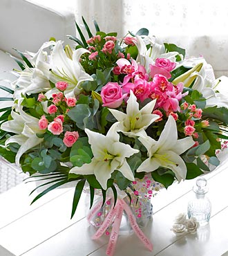 FTD Mother's Day Extravagance Hand-tied