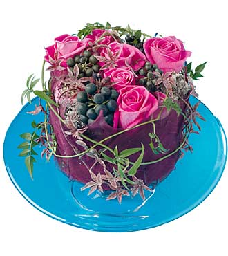 Round Shaped Arrangement