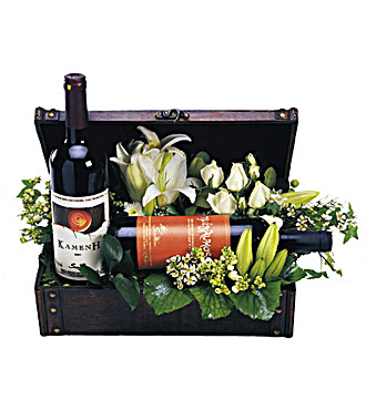 Flowers and Wines