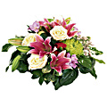 Multicolored Flowers Arrangement