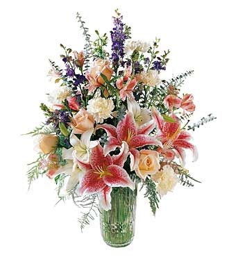 Stargazer Bouquet