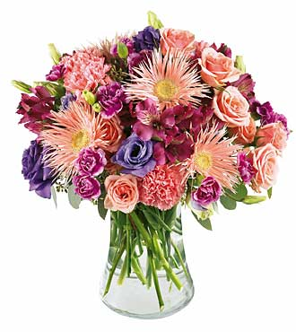 The FTD&reg; Festival of Color&trade; Bouquet