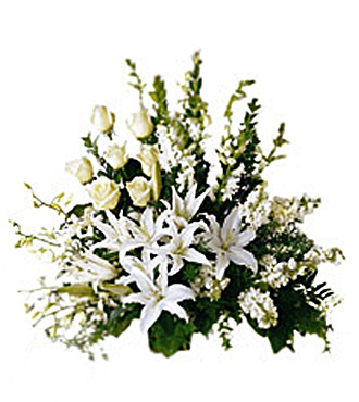 The FTD&reg; Light in Your Honor&trade; Arrangement