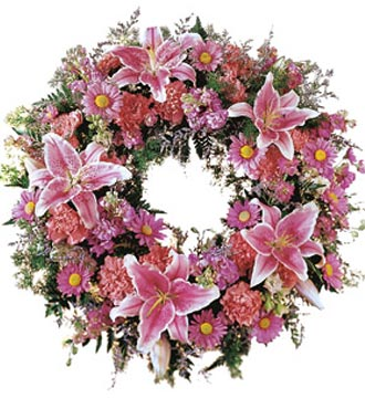 The FTD® Loving Remembrance™ Wreath