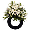 Sympathy Wreath