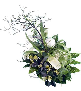 Chic Christmas Bouquet