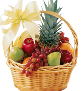 The FTD&reg; Fruit Basket