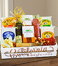 California Delicious Gift and Gourmet Crates