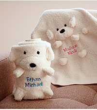 Personal Creations ® My Pet Blankie - Dog
