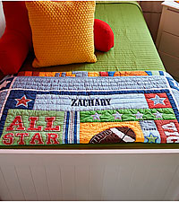 Personal Creations ® Baby Quilt