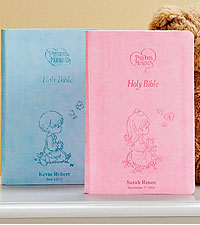 Personal Creations ® Precious Moments Holy Bible